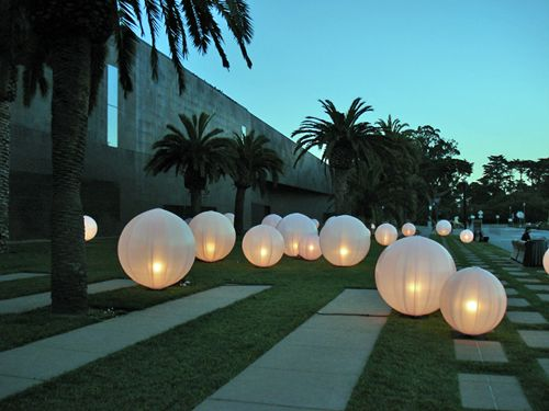 Airstar Lighting Los Angeles Event Balloons