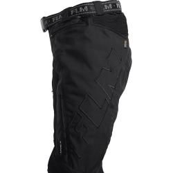 Photo of Flm Sports textile pants 2.0 black men size 94 (48 long) Flmflm