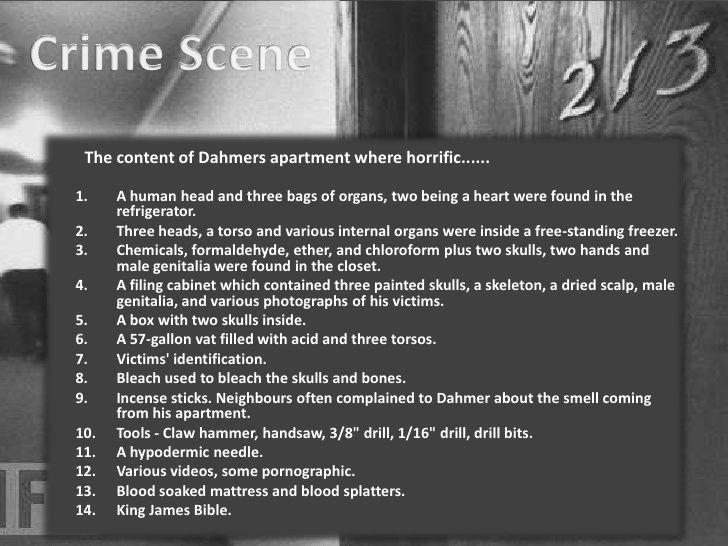Jeffrey Dahmer Apartment 213 Pictures   Google Search