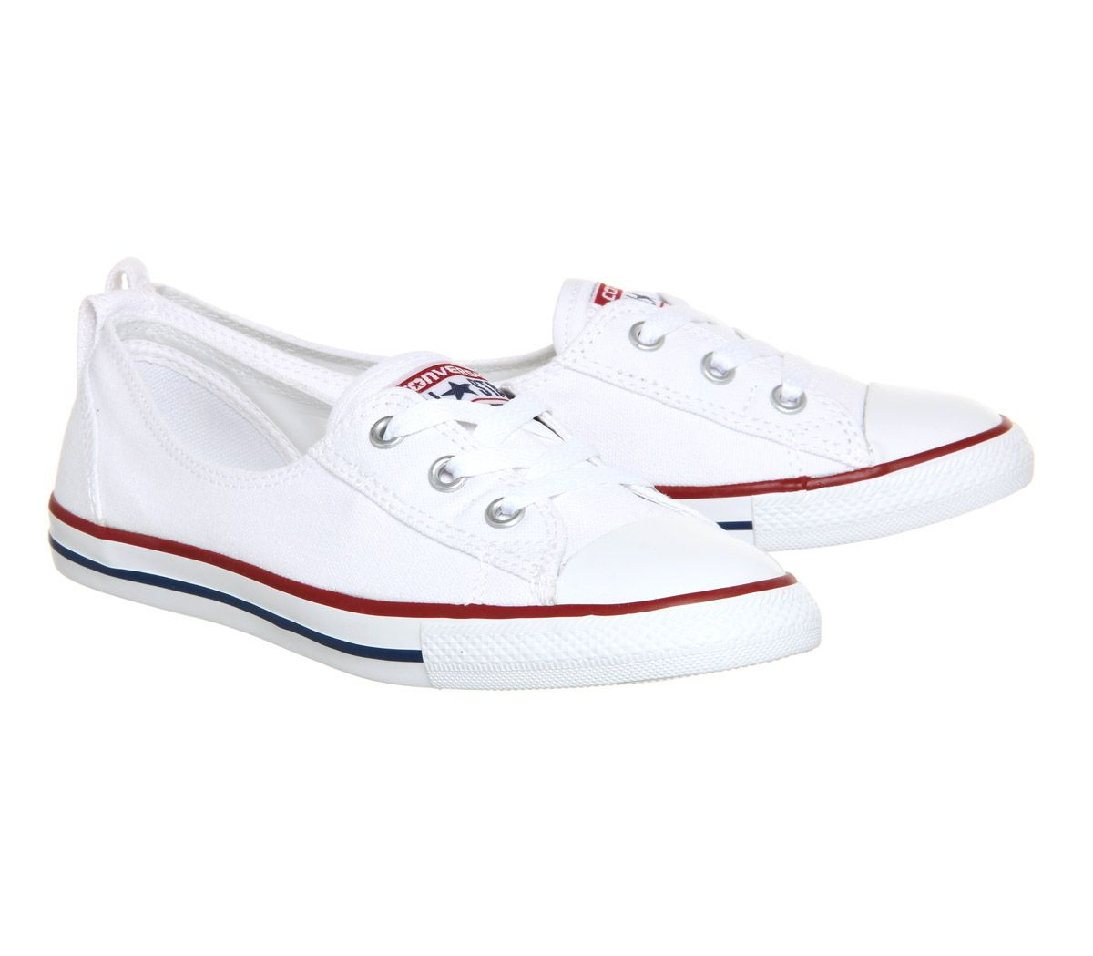 95adabfbf93de2 Converse Ctas Ballet Lace Optical White Exclusive - Hers trainers ...