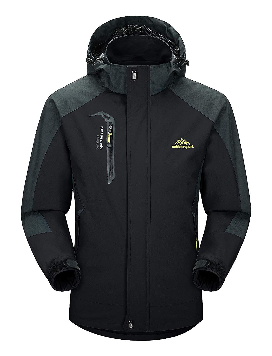 Pin It For Later Find Out More Snowboarding Jackets Magcomsen Men S Hooded Softshell Outdoor Windpro Winter Jacket Men Best Winter Jackets Windbreaker Jacket [ 1500 x 1145 Pixel ]