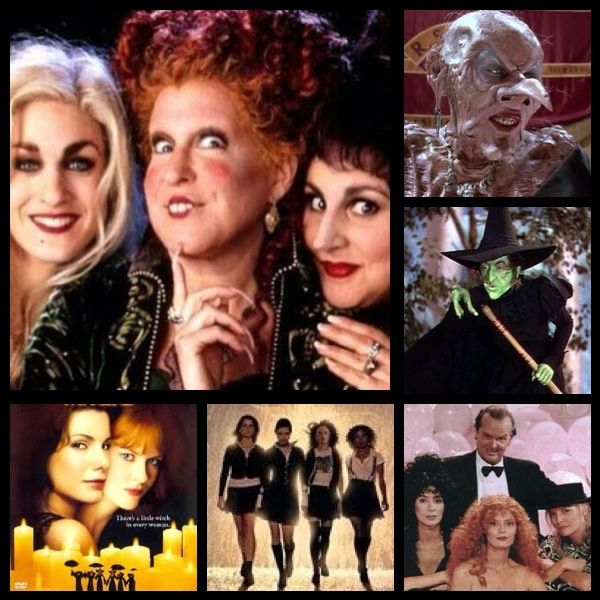 my favorite witch movies halloween - Halloween Movies About Witches