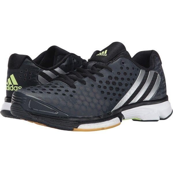 adidas Volley Response Boost (Dark Grey/Tech Silver/Frozen Yellow).