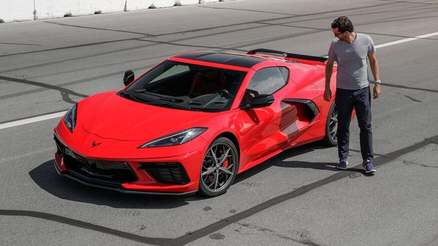 Exclusive: What Can You Fit in the 2020 Corvette C8? We ...