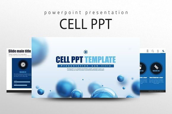 Cell PPT by Good Pello on @omairsart #BLUE #BUSINESS GROUP #CALENDAR