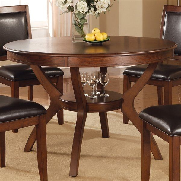 Shop Coaster Fine Furniture 102171 Nelms Dining Table At Atg
