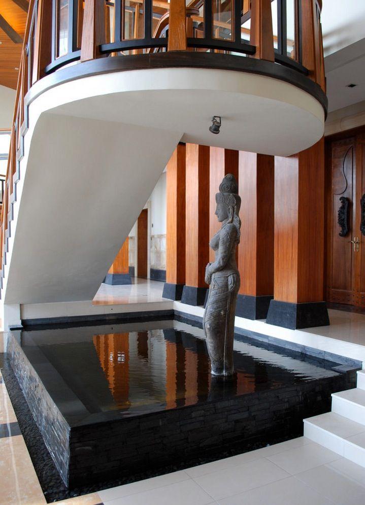 Pics For > Water Fountain Design Indoor | Queen of My Castle ...