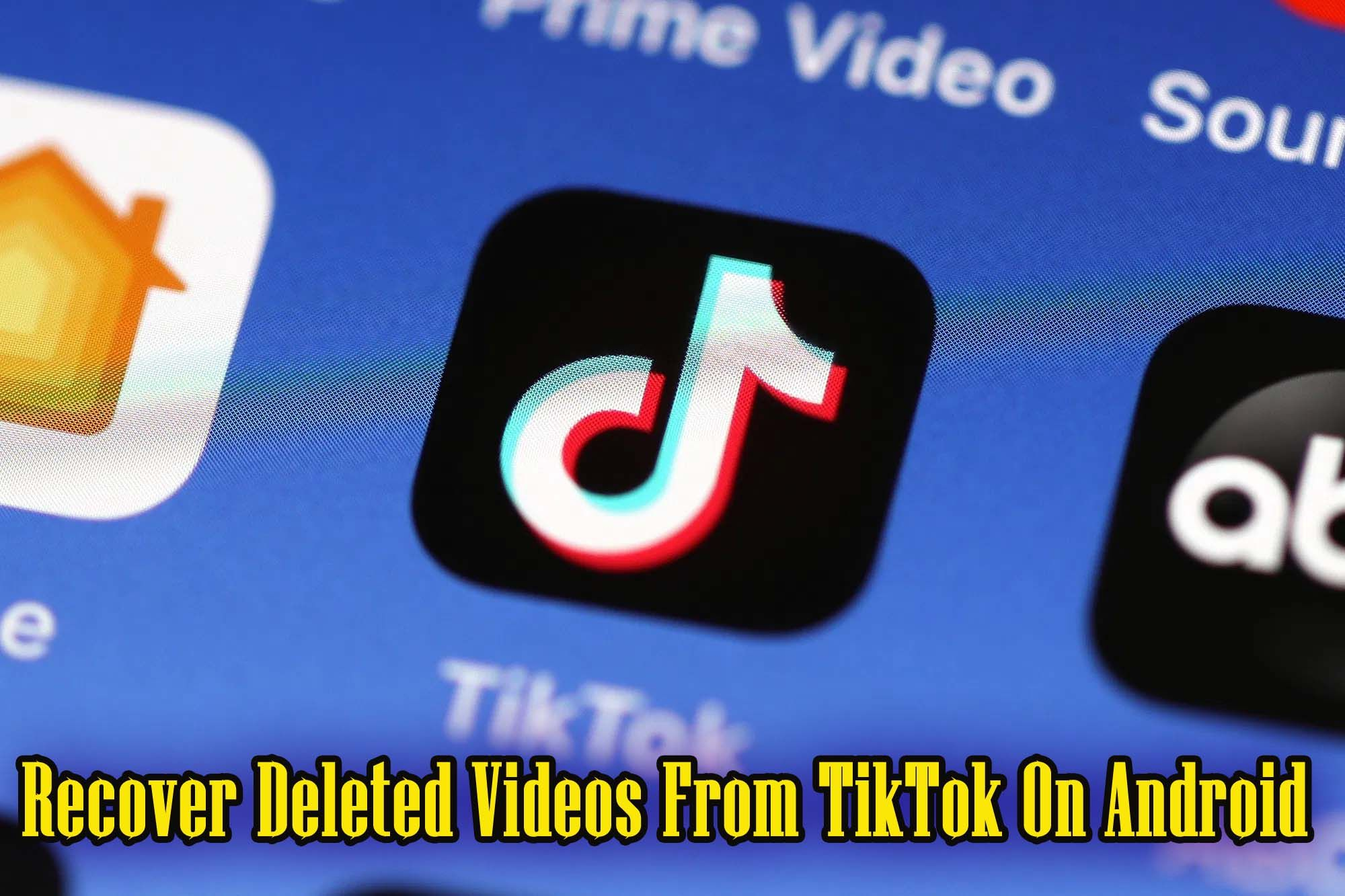 How To Get Back A Picture You Deleted On Android