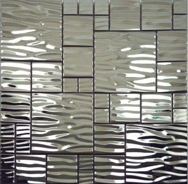 Metallic Wall Tiles Google Search With Images Metallic Wall