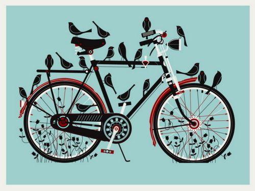 Birdcycle ROBERT LEE FROM METHANE STUDIOS
