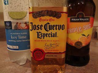 Poor Girls Skinny Margarita - Drinks -