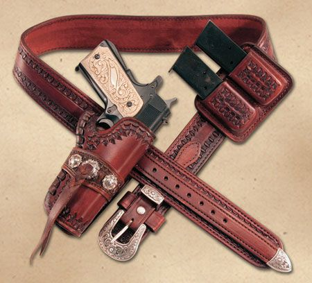 El Diablo Rig Great 1911 1915 holster | My Holster / Sheath