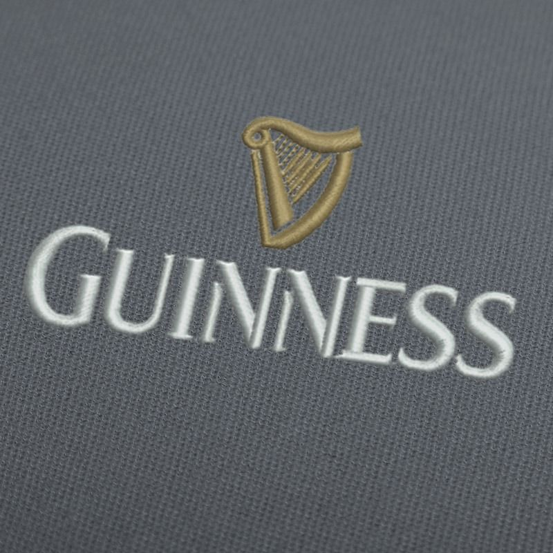 Guinness Logo Embroidery Design Download Embroidery Design Download Embroidery Designs Machine Embroidery Designs