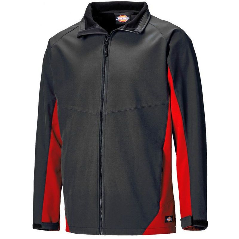 Veste de travail Softshell Dickies Maywood Two Tone Noir