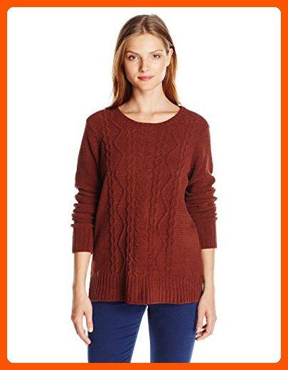 113a1edffe5 BB Dakota Women s Aries Cable Knit Sweater