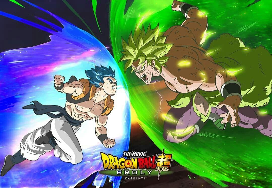 Gogeta vs Broly Anime dragon ball, Dragon ball, Dragon