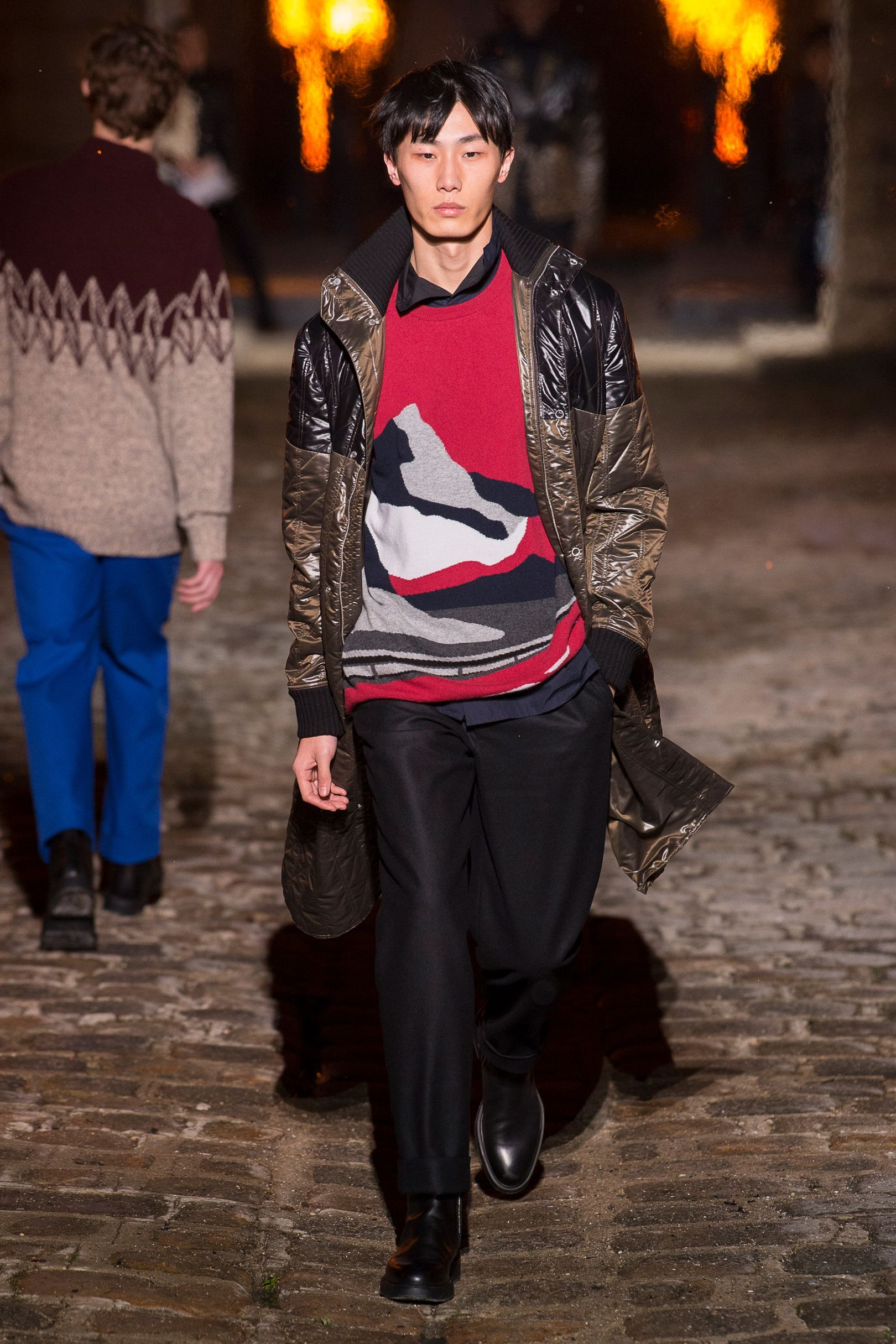 Hermès Autumn/Winter 2018 Menswear Fashion, Menswear