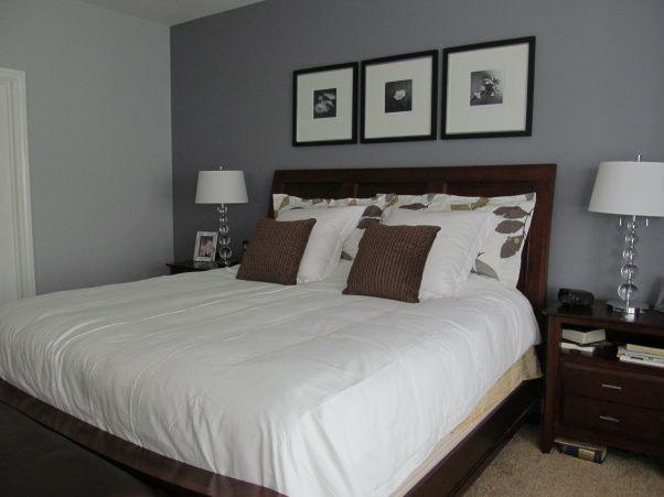 Grey Brown Bedroom   Google Search