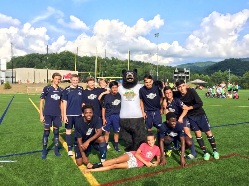 Great day for 3v3 Soccer Rocky top, Sports, Athletic events