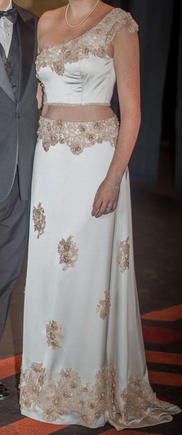 Traditional tunisian wedding dress  My wedding dress  a tunisian fouta blouza with some western