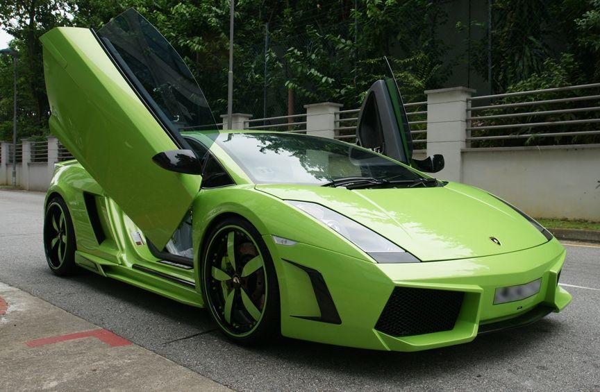 Lamborghini Gallardo   Just Amazing