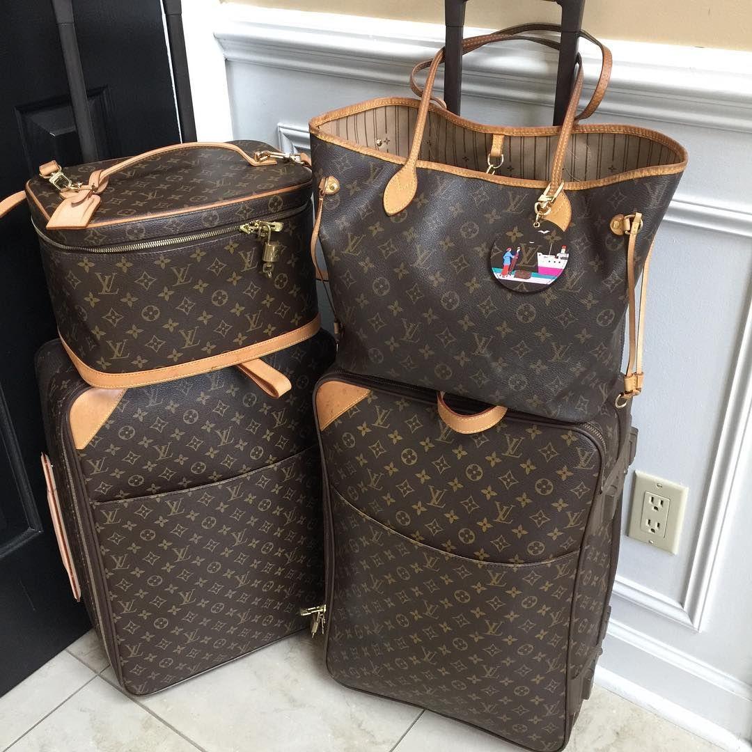 71d6cdab31 Louis Vuitton Pegase Legere 55 Business N21223 Brown | Women's Bags ...