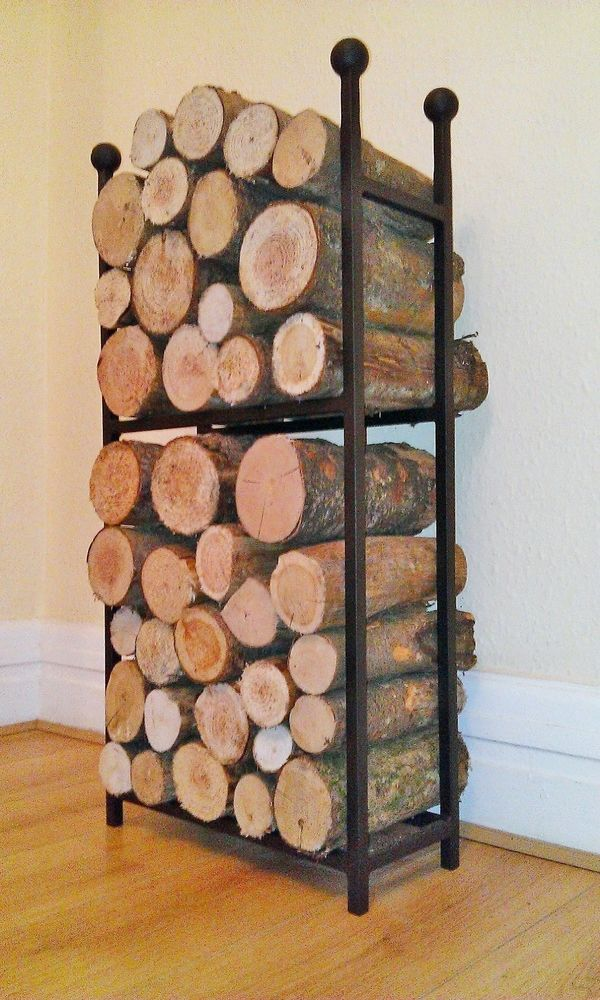 Details about Large Log Holder/Basket 1 Meter Tall the original and best - Details About Large Log Holder/Basket 1 Meter Tall The Original
