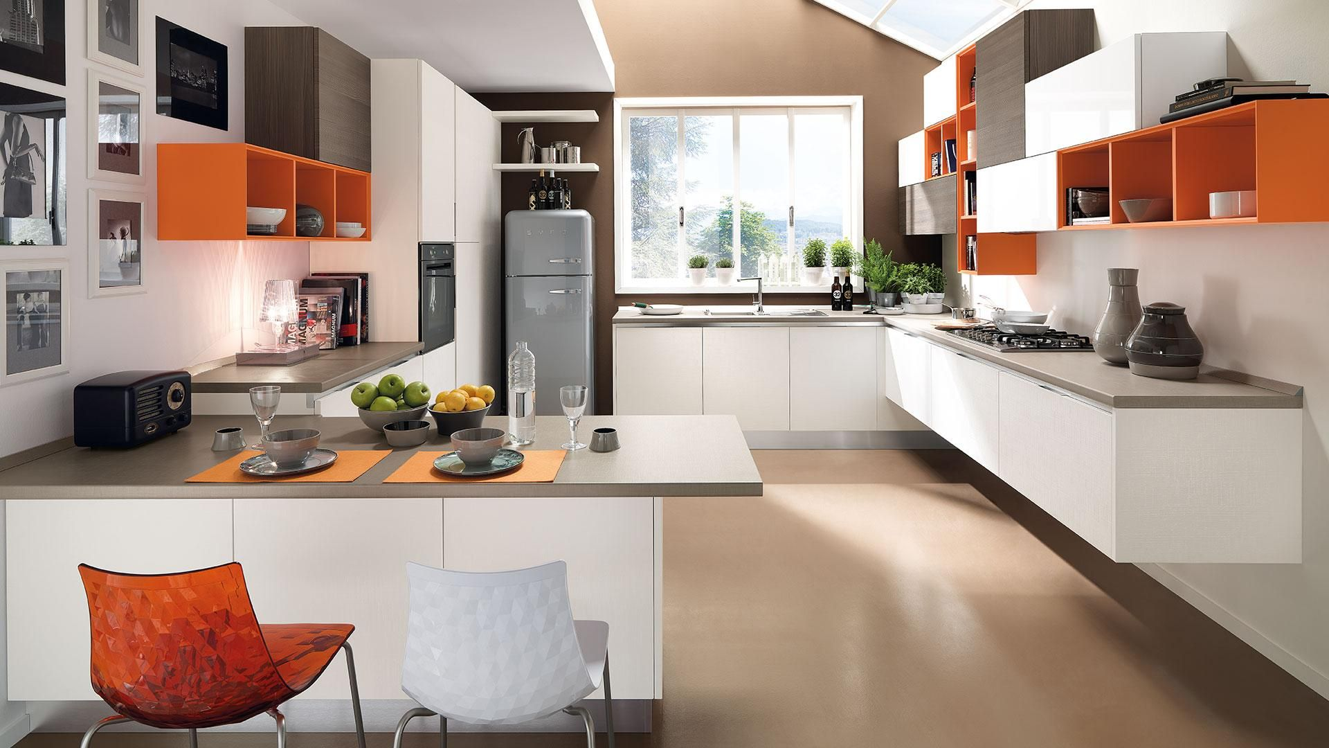 Essenza Cucine Moderne Cucine Lube Progetti di cucine