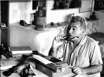 Jorge Amado (1912-2001).