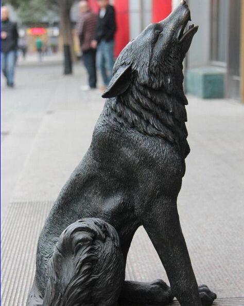 Bronze Pferdekopf Büste Bronze Skulptur Statue Horse Tierfigur Büro Deko Figur