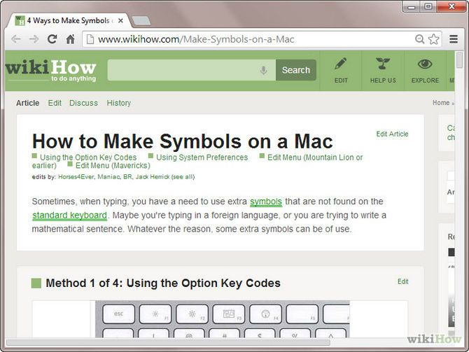Type Symbols Using The Alt Key Alt Symbols And Key