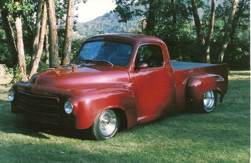 1949 Studebaker pick up for sale by Owner - Medford, OR