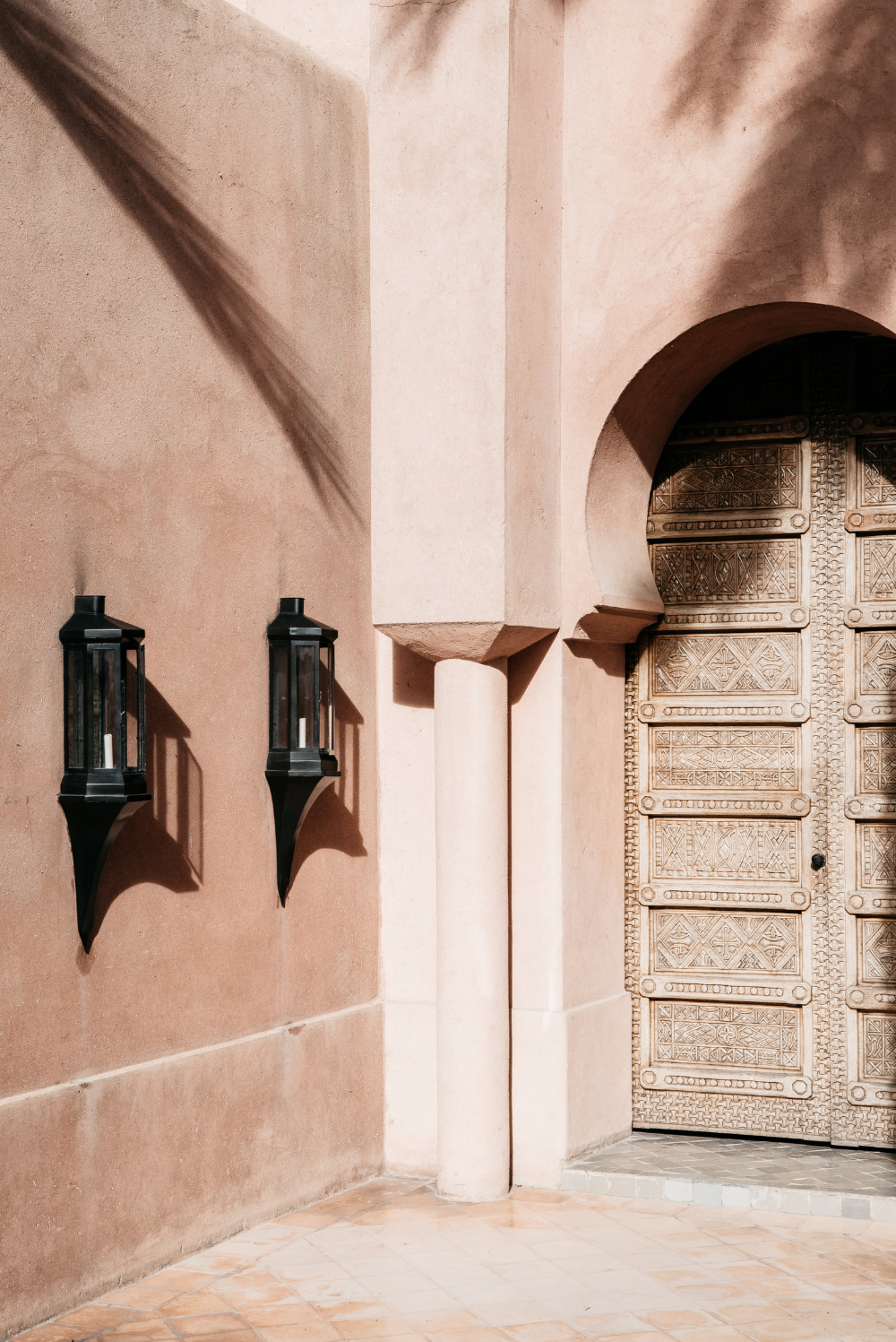 Amanjena, Marrakech — One Thousand and One Nights