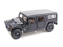 www.DiecastAutoWo... 2312 W. Magnolia Blvd., Burbank, CA 91506 818-355-5744 AUTOart Bburago Cars First Gear GMP ACME Greenlight Collectibles Harley-Davidson Products Highway 61 Die-Cast Jada Toys Kyosho M2 Machines Maisto Mattel Hot Wheels Minichamps Motor City Classics Motor Max Motorcycles New Ray Norev Norscot Planes and Helicopters Police and Fire Semi Trucks Shelby Collectibles Sun Star Tin Signs True Scale Welly 1/18 Scale Hummer H1 Wagon 4 Doors SUV Truck Black Diecast Car Model 36858