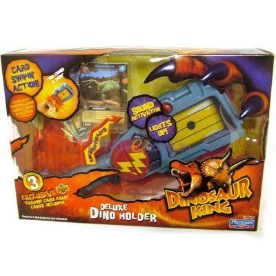 Dinosaur King Deluxe Card Swiper Dinosaur Cards King Card King