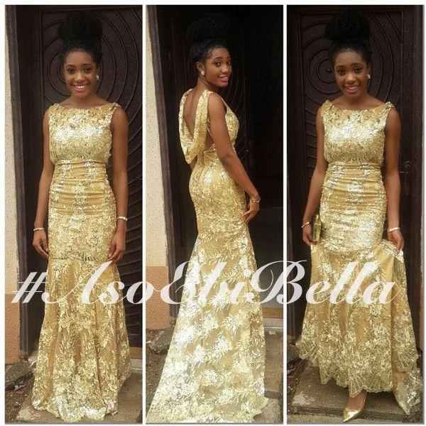 Nigeria Fashion Dresses 2014