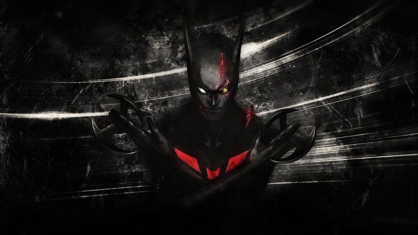 Widescreen Backgrounds Batman Beyond Hayley Longman