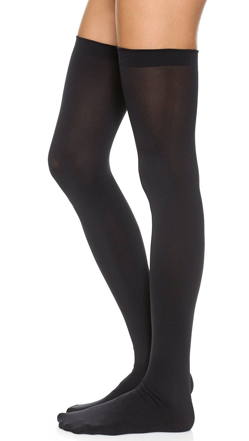 97cf997d4 Wolford Women s Fatal 80 Seamless Stay Up Tights     Click image to review  more details.