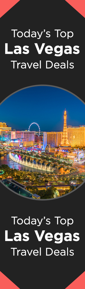 PRICE DROP! Find Las Vegas travel deals with BookingBuddy ...