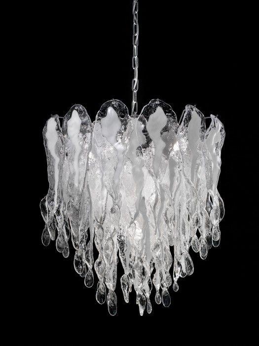 Venetian Chandelier - Murano Chandelier - Series Artico | Murano ...