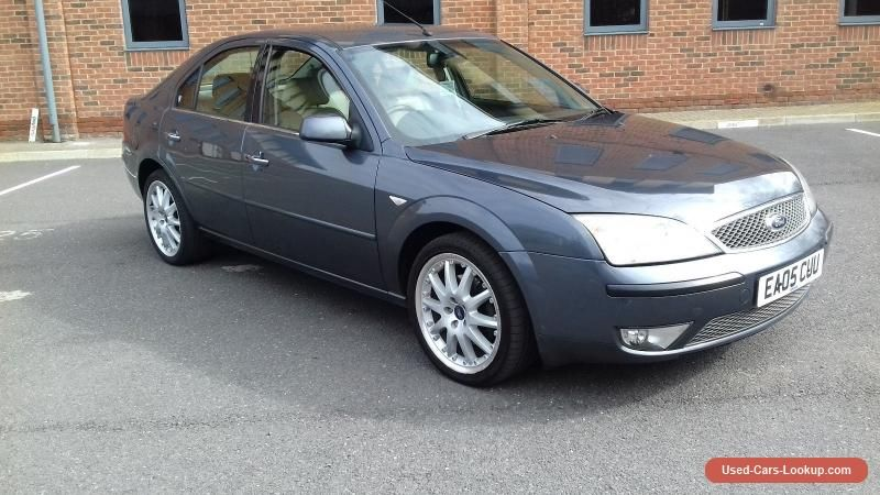 Car For Sale 2005 Ford Mondeo 2 2 Tdci Ghia X Cars For Sale