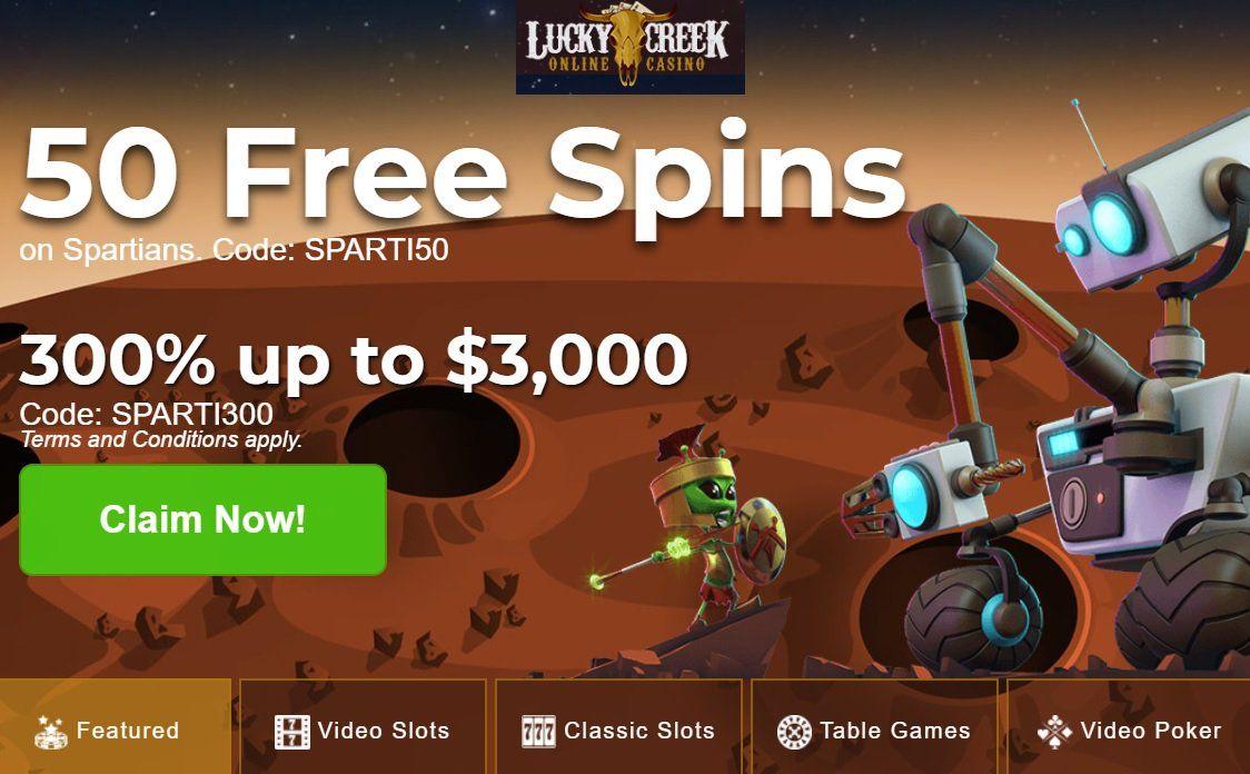 Lucky Creek Casino Bonus Codes Casino Casino Bonus Video Poker