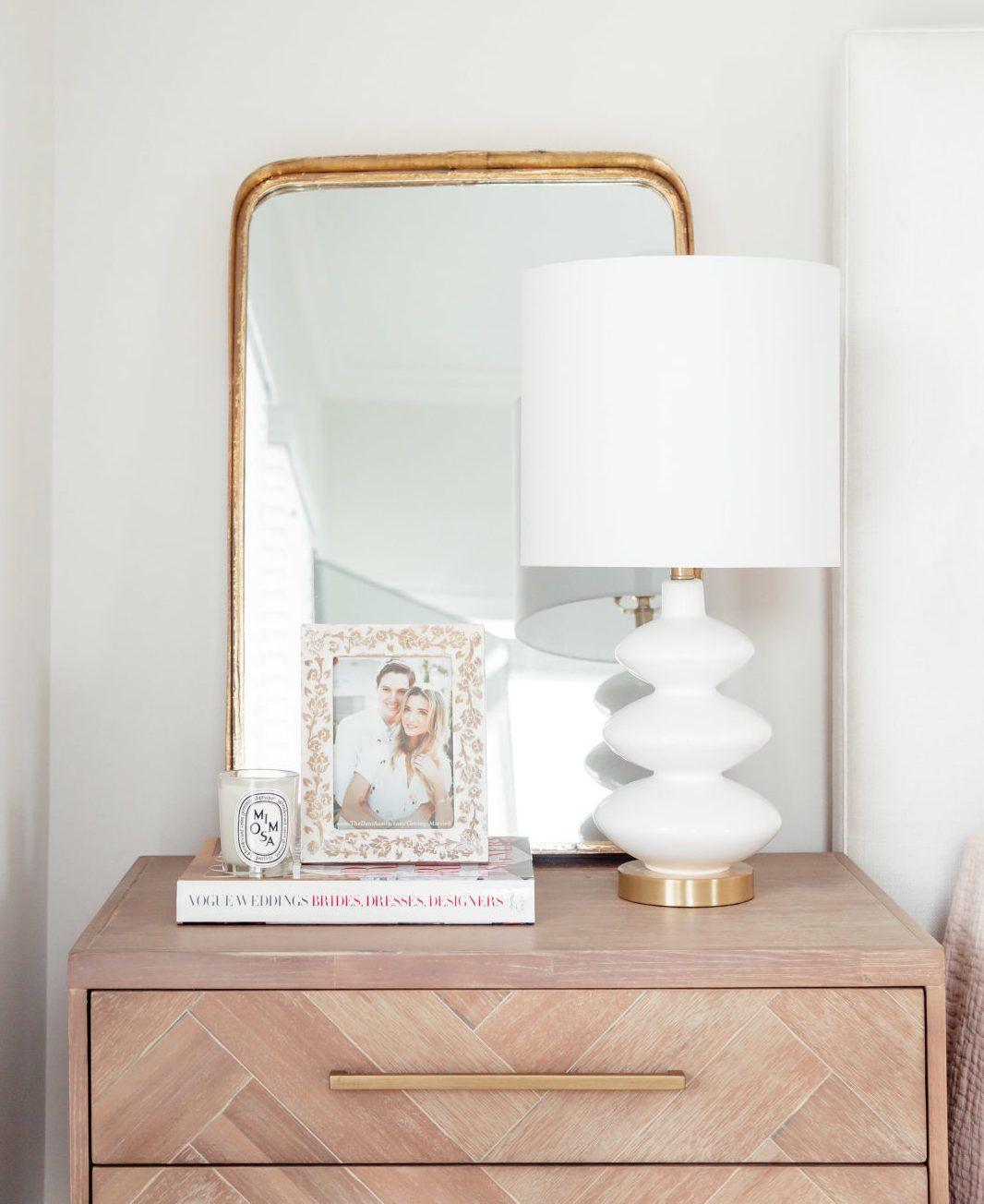 Master bedroom nightstand decor  Wayfair nightstand decor  Home Inspiration in   Pinterest