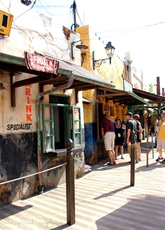 Harambe Market at Disney Animal Kingdom #animalkingdom