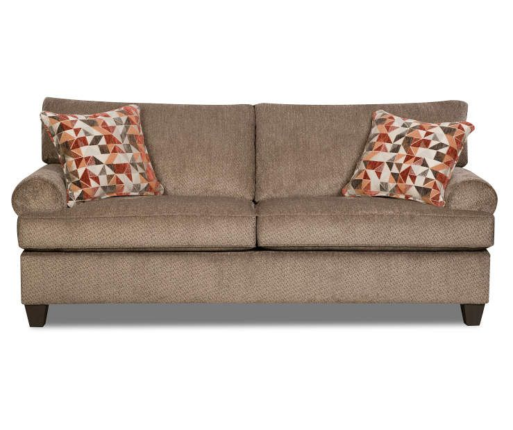 Best Simmons Bellamy Taupe Sofa Big Lots Apartment 400 x 300