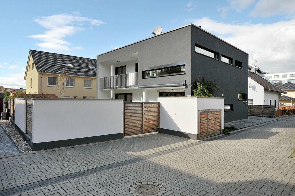 Architekturfotografie Einfamilienhaus Berlin Lichtenberg