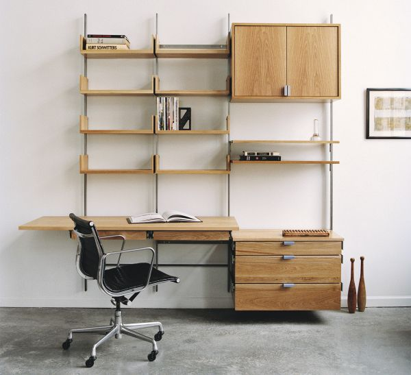 4 Trends In Home Office Design Modular Furniture System Modular Furniture Modular Shelving
