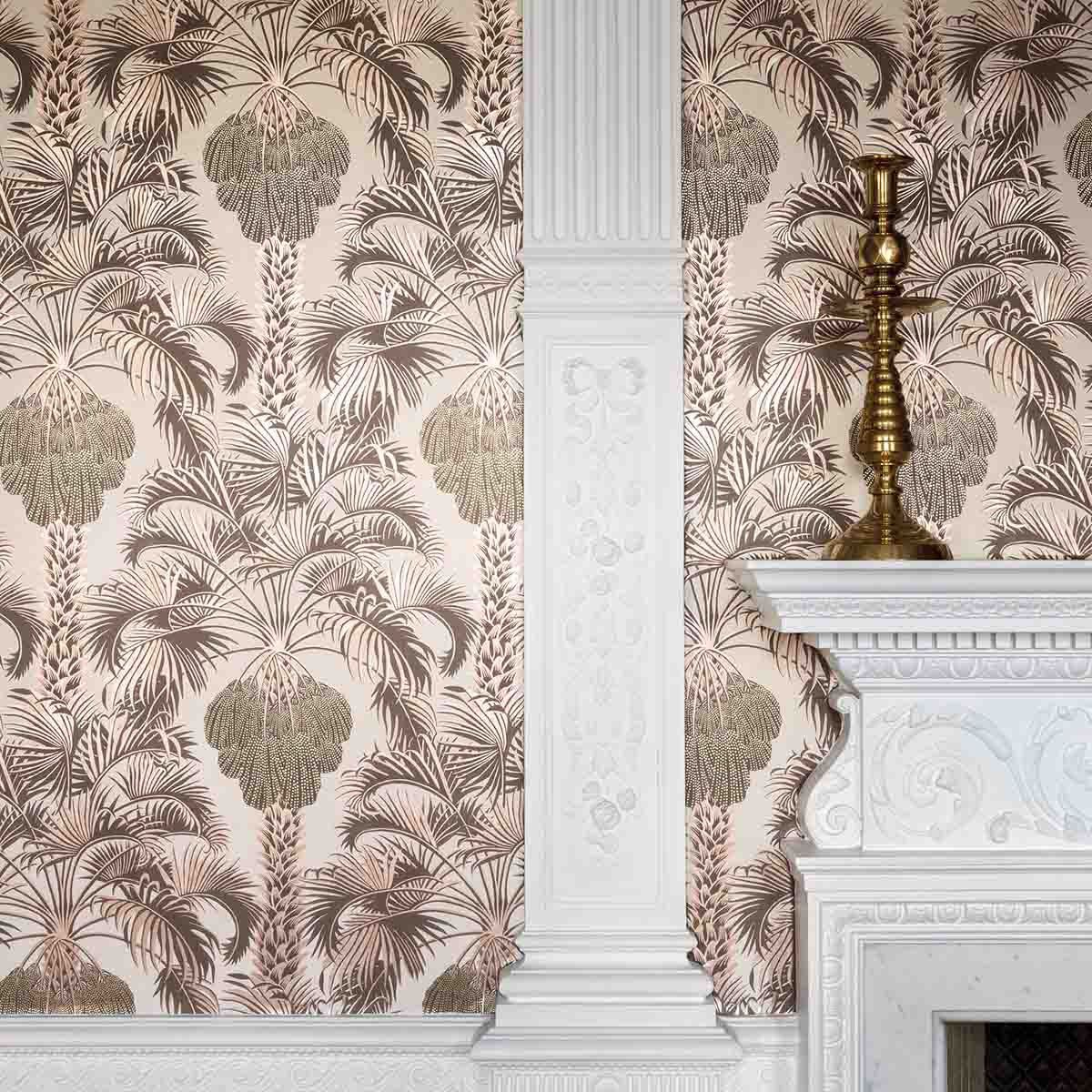 Hollywood Palm Wallpaper Cole and Son Palm wallpaper