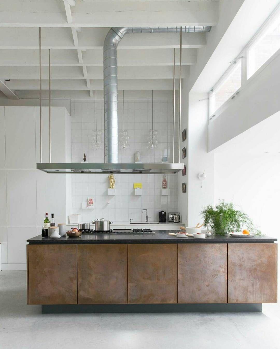 Industrial Warehouse Kitchen Inspiration Industrial Kitchen Design Contemporary Kitchen Renovation Modern Kitchen
