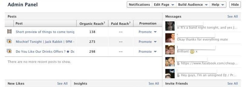 Facebook Expands Reach Reporting In Page Admin Panel